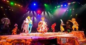 Breaking: Walt Disney World Performers Return To The Magic