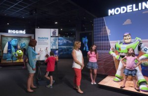 """Check out """"The Science Behind Pixar"""" Exhibit"""