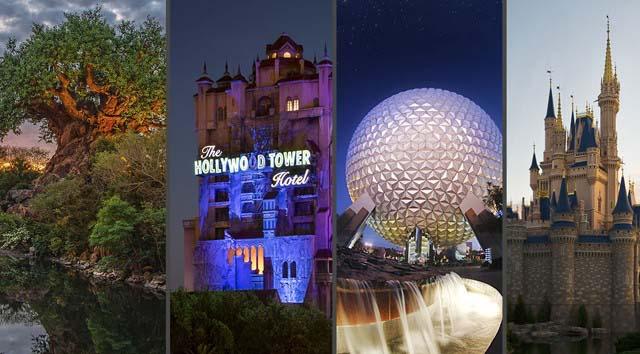 Best Walt Disney World Attractions when you Need a Break