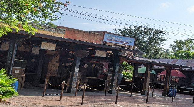 Review of Yak and Yeti Local Food Cafes at Disney's Animal Kingdom