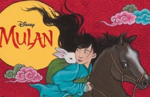 Disney Has Released an Exciting NEW Mulan Book