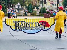 Everything You Need to Know About the New Rainy Day Cavalcade at Magic Kingdom