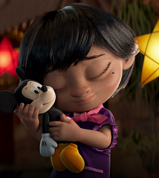 Disney Make A Wish 40 plush