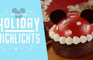 New Holiday Treats Arrive at Walt Disney World Parks