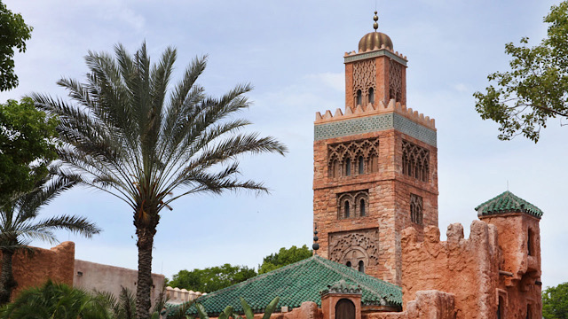 Disney has Taken Over Morocco Pavilion: Check Out New Menu and Merchandise