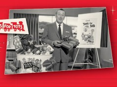 HUGE Donation from the Disney Company for Toys for Tots and Walt Disney's Magical Contribution