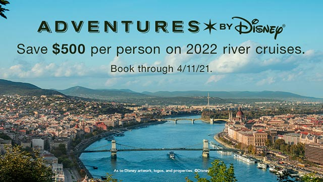 2022 Early Booking Offer: Book Early and Save on River Cruise Departures