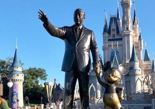 Walt Disney Now Included As An American Hero