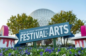 Check out the new merchandise, food, art, and more at EPCOT's Festival of the Arts!