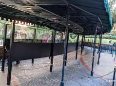 New Plexiglass is Added to Magic Kingdom Attractions