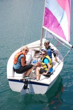 Women Adult Sailing