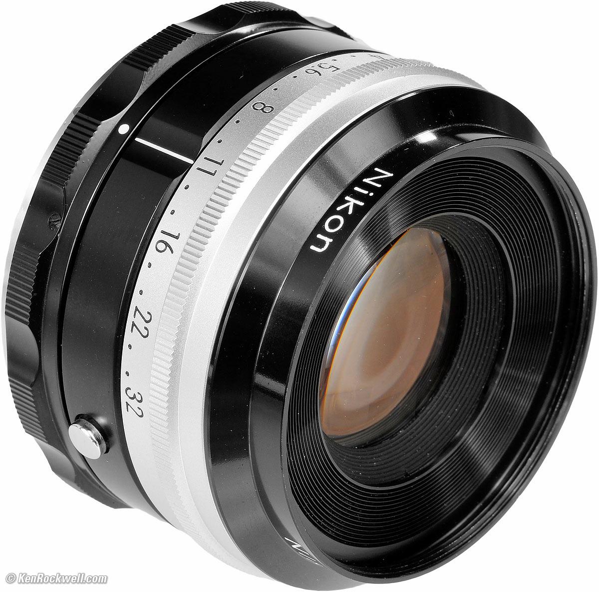 Nikon 105mm f/4 Micro-NIKKOR (1970-1983)