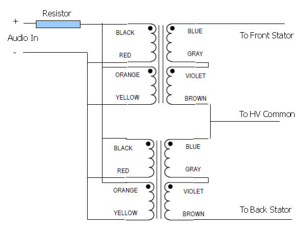 Wiring Doorbell Transformer 2 Bells Phone Cable Wiring