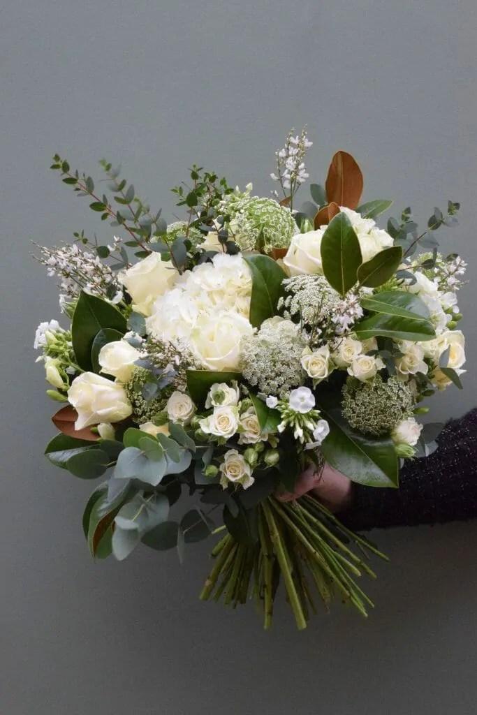 Seasonal Hand Tied Bouquet  Kensington Flowers