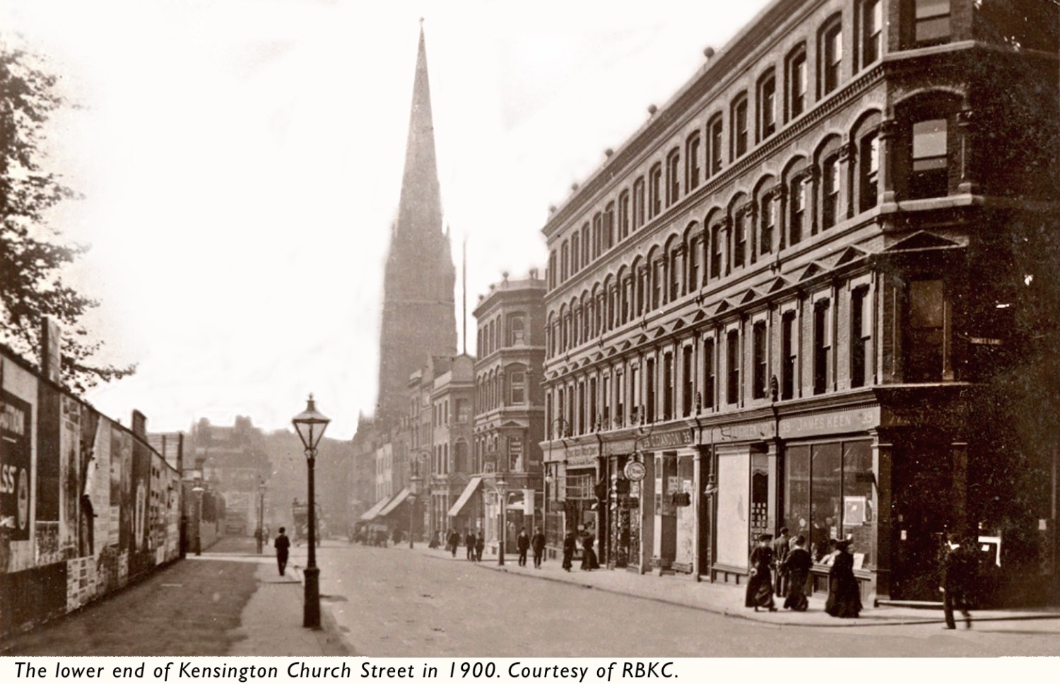 Kensington-Church-Street-Lower-1900-caption