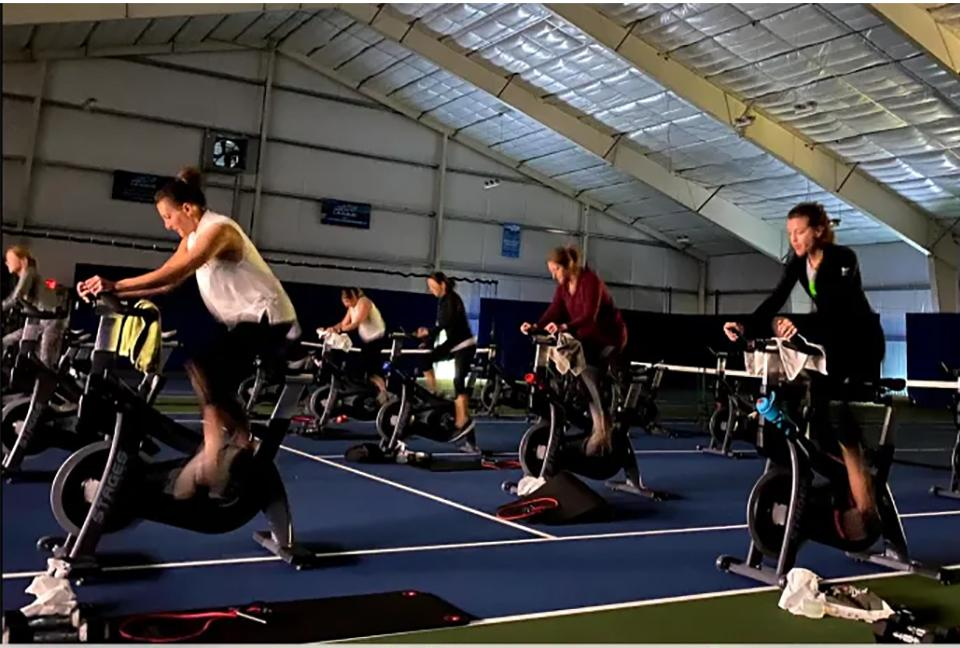 NEW Cycling Classes at the Wembley Club