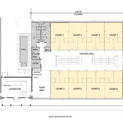 Squash Court Diagram 7 1 Home Theater Circuit Kent School Courts Unveiled These Are 21 Wide X 32 Long With Maple Flooring And Glass End Walls The Building Itself Will Have A Lobby Bathrooms Showers An Office