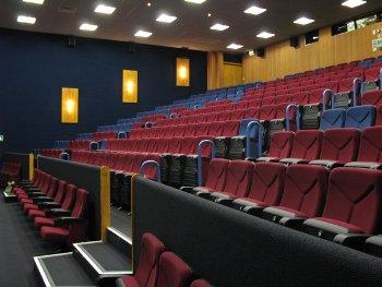 Gulbenkian Cinema  Maps and directions  University of Kent