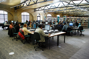 Drill Hall Library Teaching and Meeting Rooms