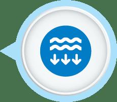 Gravity-based Water Purification