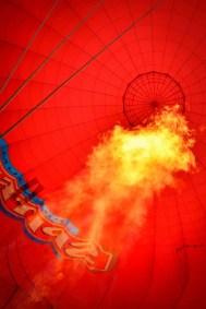 Kent Ballooning |Flames in