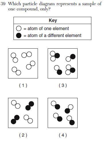Regents Chemistry Exam Explanations June 2007
