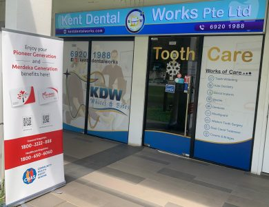 Dental Clinic in Singapore