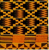 2 Kente Cloth Patterns and Meaning