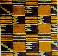 4 Kente Cloth Patterns and Meaning