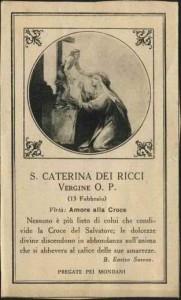 H. Catharina de Ricci