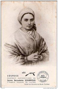 H. Bernadette Soubirous