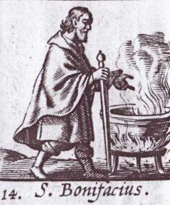 www.heiligen-3s.nl/heiligen/05/14/05-14-0307-Bonifatius-Tarsus+Aglae.php +++ < 1640. Houtsnede. België [in: 200/1»05.14].