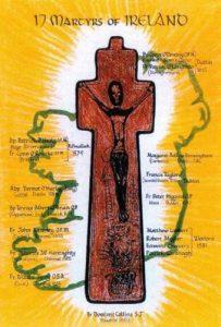 H. 17 martelaren van Ierland