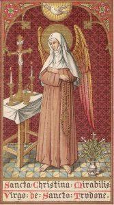 H. Christina de Wonderbare