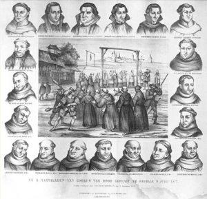 HH. Martelaren van Gorcum3