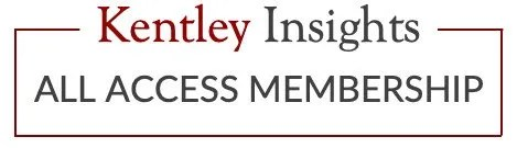 Kentley Insights All Access Membership 1