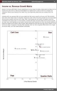 Ambulatory Health Care Services BCG Matrix