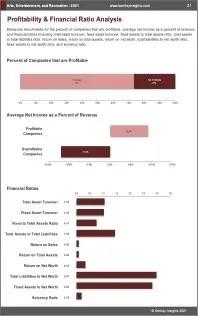 Arts Entertainment Recreation Profit