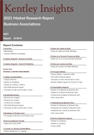 Business Associations Report