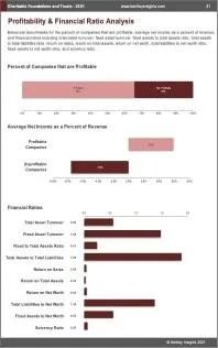 Charitble Foundations Trusts Profit