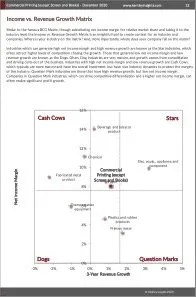 Commercial Printing (except Screen and Books) BCG Matrix