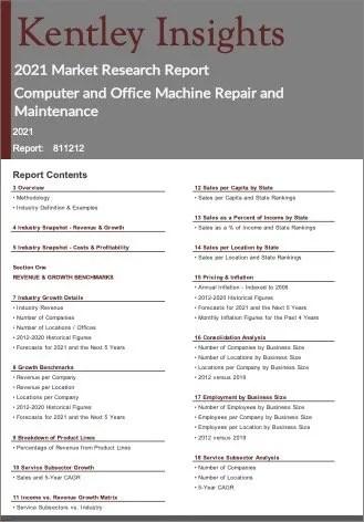 Computer Office Machine Repair Maintenance Report