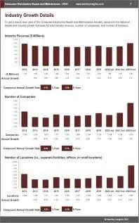 Consumer Electronics Repair Maintenance Revenue