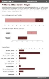 HMO Medical Centers Profit