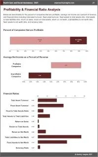 Health Care Social Assistance Profit
