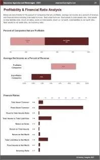 Insurance Agencies Brokerages Profit