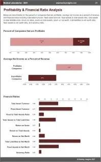 Medical Laboratories Profit