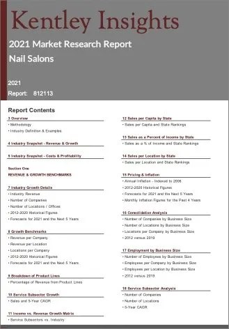 Nail Salons Report