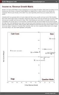 Onsite IT Management BCG Matrix