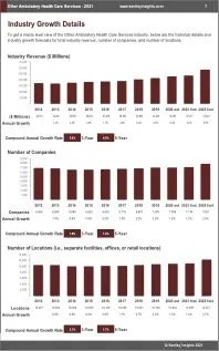 Other Ambulatory Health Care Services Revenue